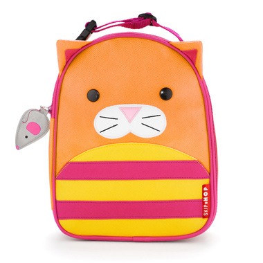 Skip Hop Zoo Lunchbox - Kot