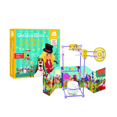 Goldie Blox - Skoki do wody