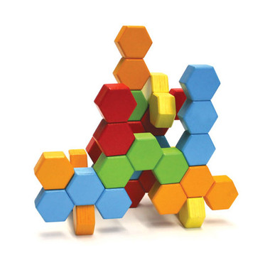 Klocki Fat Brain Toys Hexactly