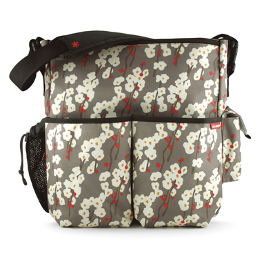Skip Hop Torba Duo Deluxe - Cherry Bloom
