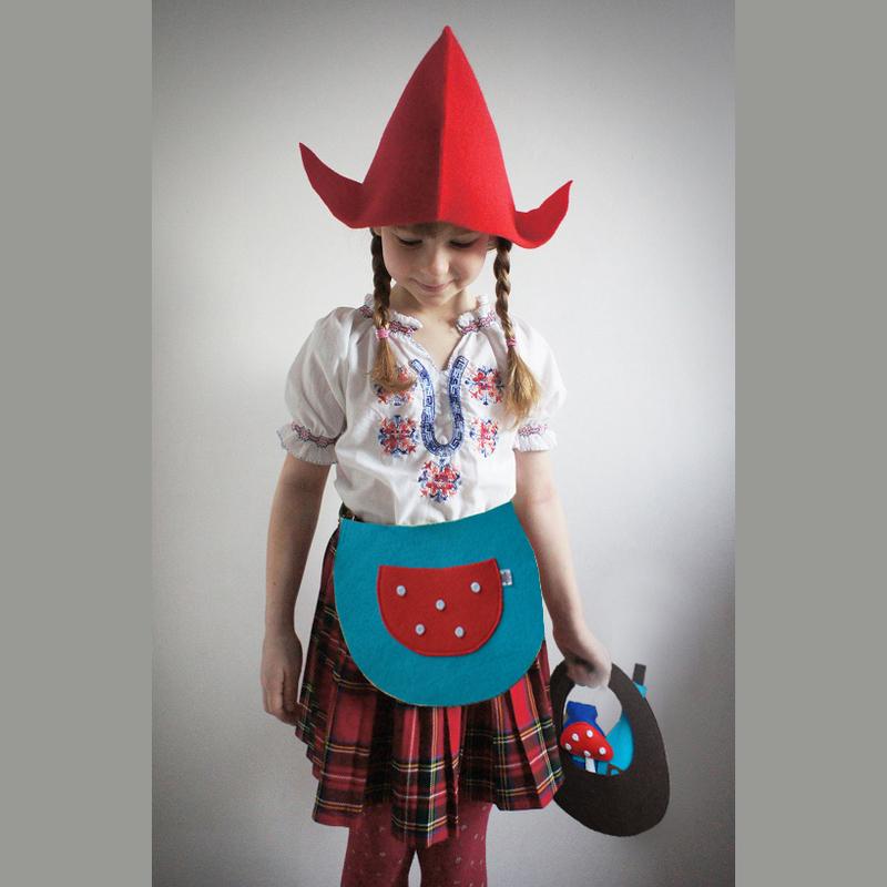 42ea9a9d43 Filcowy kostium Czerwony Kapturek Pan Pepe w Sklep dla dzieci ...